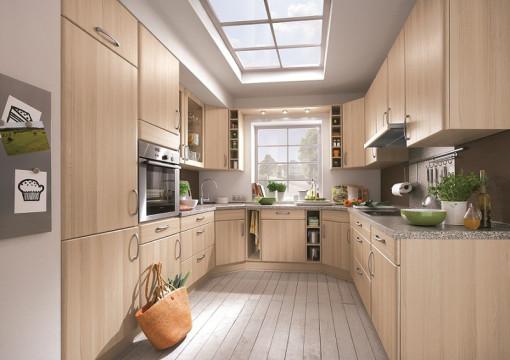 klassische Küche, Einbauküche klassisch, Küchenstudio Lahr Würzinger